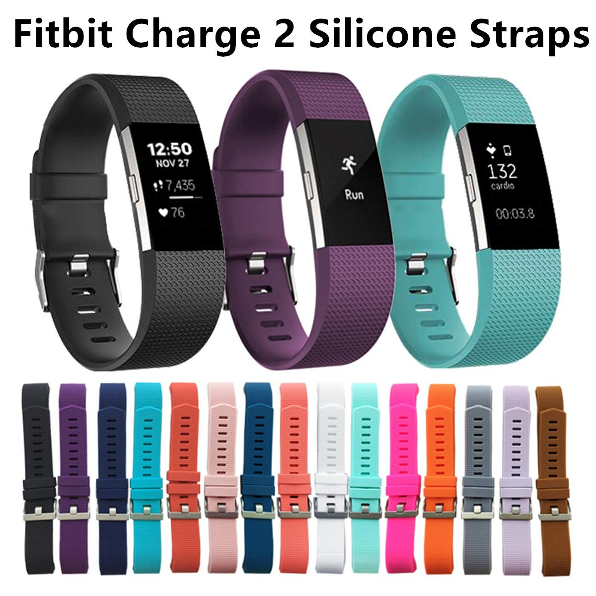 Details about Fitbit Charge 2 Various Luxe Band Replacement Wristband Watch  Strap Bracelet AUS