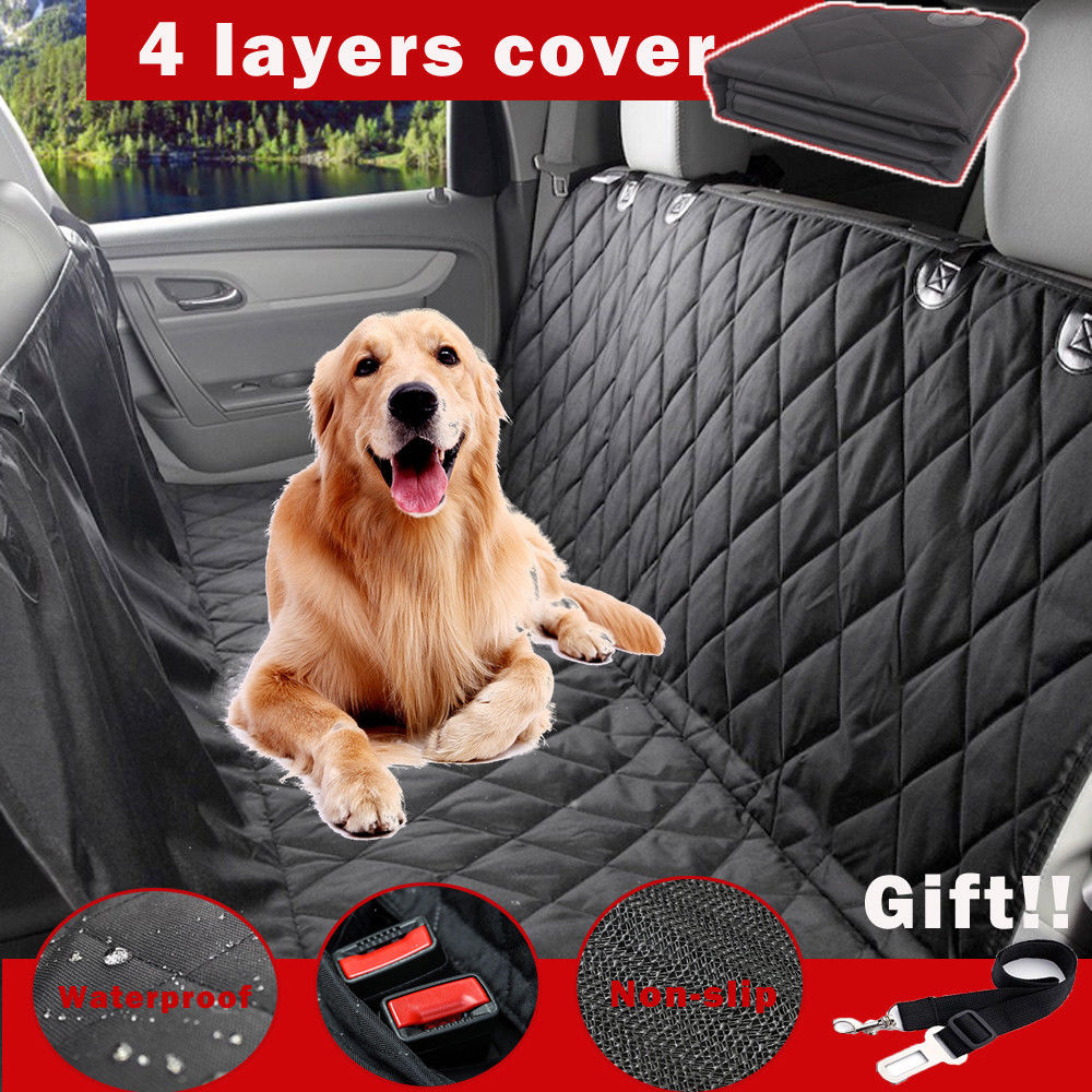 Brilliant Details About Pet Dog Car Seat Cover Nonslip Waterproof Hammock Mat Car Truck Suv Back Seat Gmtry Best Dining Table And Chair Ideas Images Gmtryco