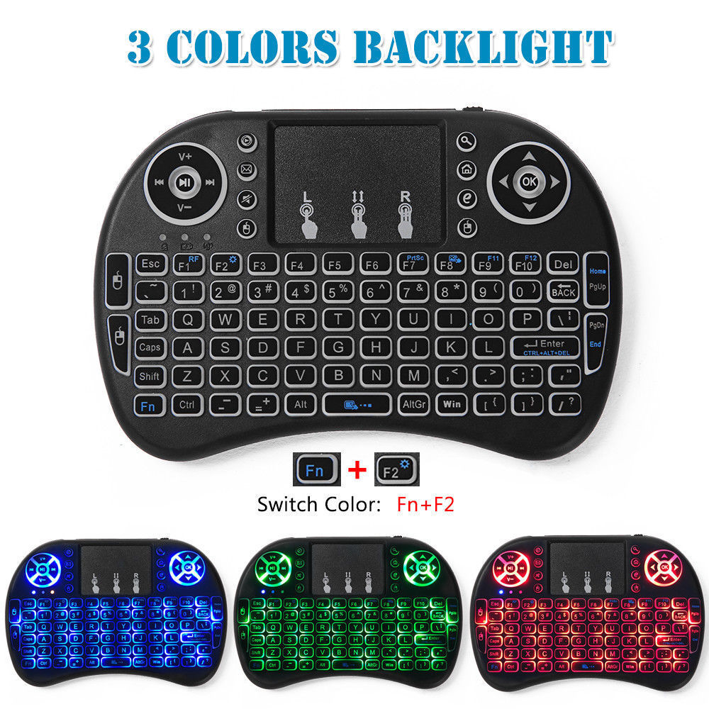 Mini Wireless Remote Keyboard For Samsung Lg Smarttv Android Kodi Tv Box Ca Sell Ebay
